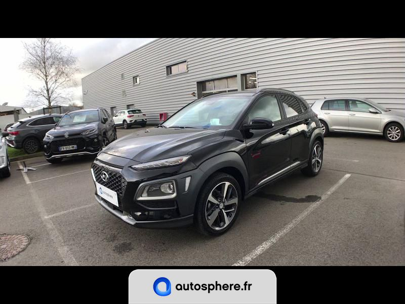 HYUNDAI KONA 1.0 T-GDI 120CH FAP EXECUTIVE EURO6D-T EVAP - Photo 1