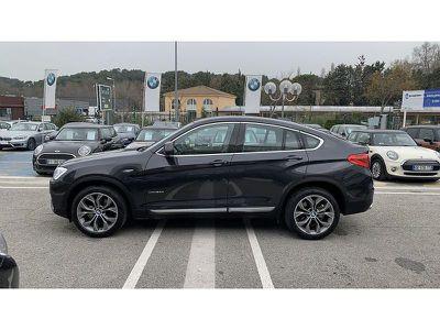 BMW X4 XDRIVE20DA 190CH XLINE - Miniature 3