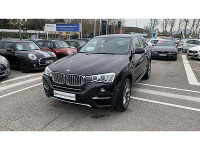 BMW X4 XDRIVE20DA 190CH XLINE - Miniature 1