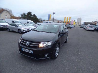 Dacia Sandero 1.5 dCi 90ch eco² Lauréate occasion