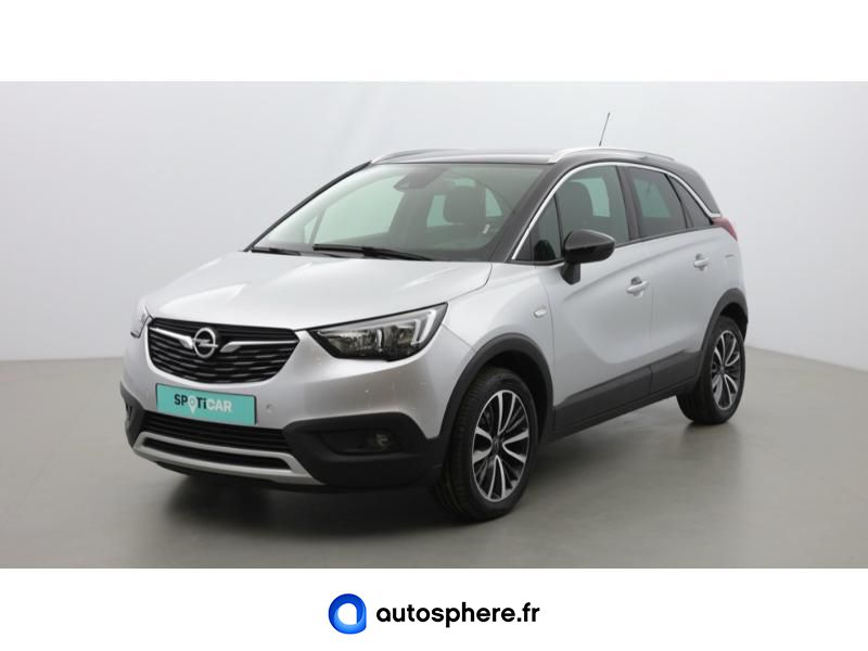 OPEL CROSSLAND X 1.2 TURBO 110CH DESIGN EDITION EURO 6D-T - Photo 1