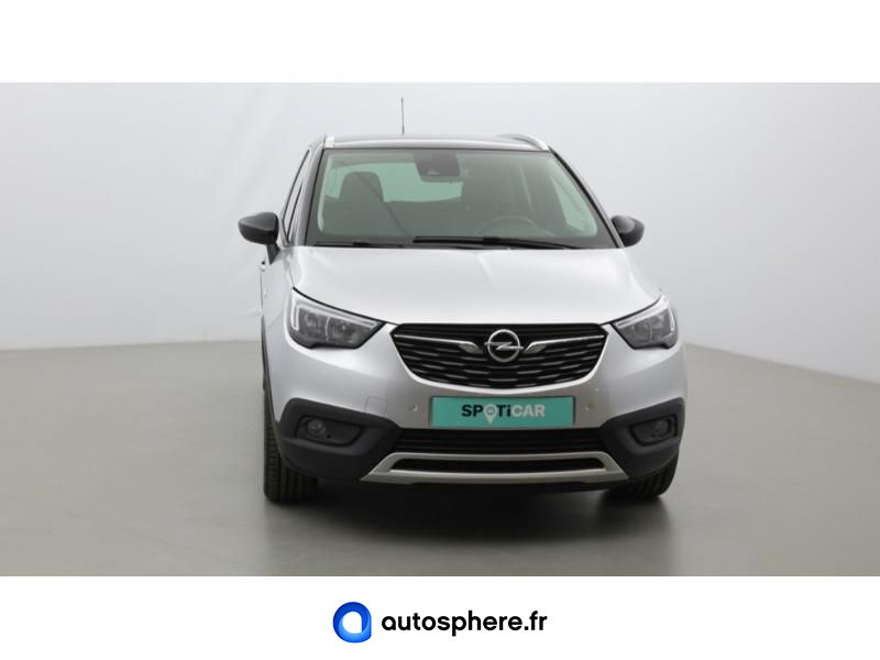 OPEL CROSSLAND X 1.2 TURBO 110CH DESIGN EDITION EURO 6D-T - Miniature 2