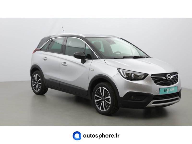 OPEL CROSSLAND X 1.2 TURBO 110CH DESIGN EDITION EURO 6D-T - Miniature 3
