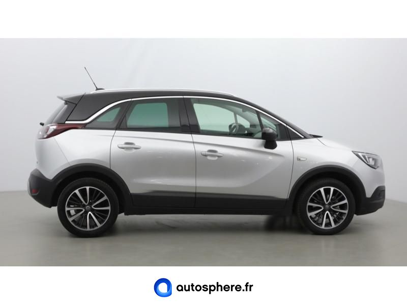 OPEL CROSSLAND X 1.2 TURBO 110CH DESIGN EDITION EURO 6D-T - Miniature 4