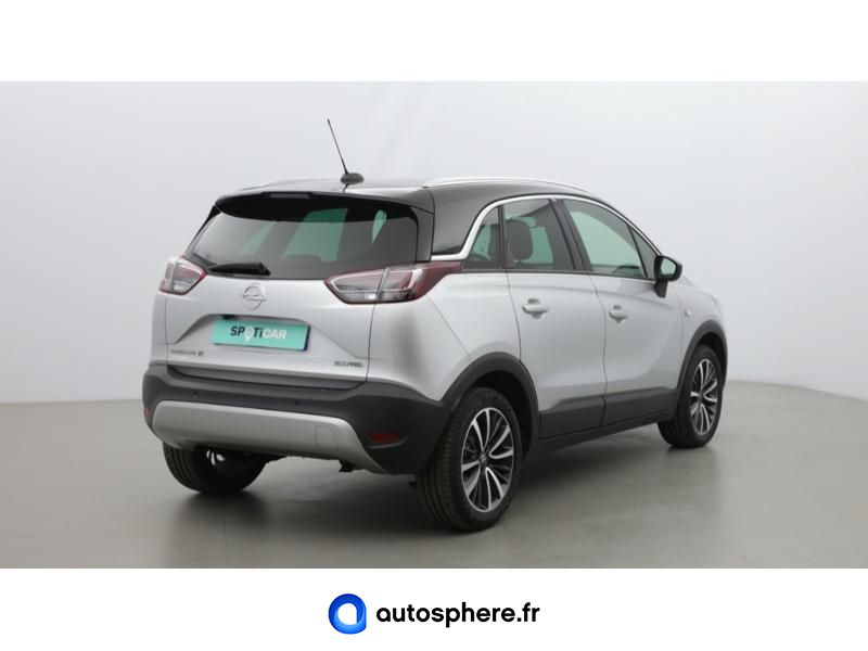 OPEL CROSSLAND X 1.2 TURBO 110CH DESIGN EDITION EURO 6D-T - Miniature 5