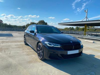 Bmw Serie 5 Touring 520dA xDrive 190ch M Sport Steptronic Euro6d-T 123g occasion