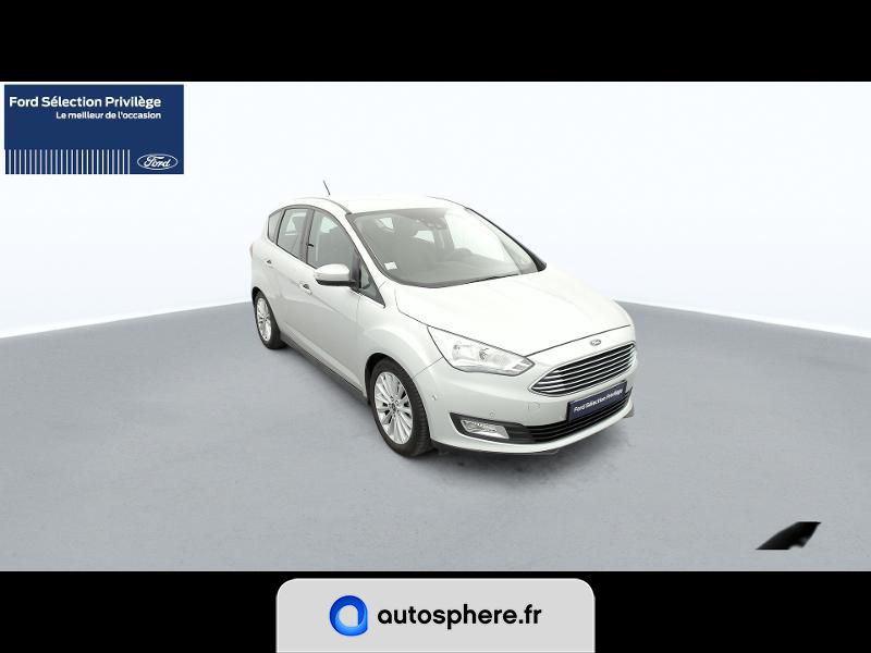 FORD C-MAX 1.0 ECOBOOST 125CH STOP&START TITANIUM EURO6.2 - Photo 1
