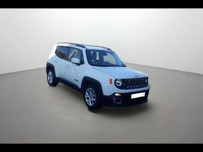 Jeep Renegade 1.4 MultiAir S&S 140ch Longitude occasion