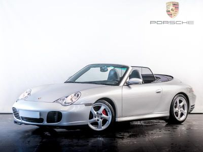 Porsche 911 (996) Cabriolet 320ch Carrera 4 BV6 occasion