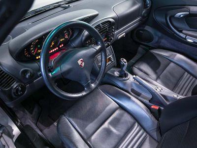 PORSCHE 911 (996) CABRIOLET 320CH CARRERA 4 BV6 - Miniature 5