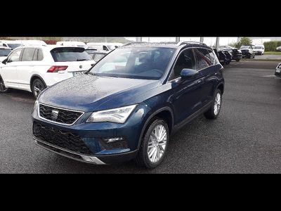 Seat Ateca 2.0 TDI 150ch Start&Stop Xcellence 4Drive DSG 159g occasion