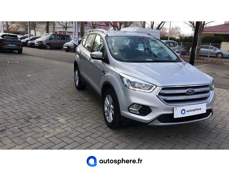 FORD KUGA 1.5 TDCI 120CH STOP&START TREND BUSINESS 4X2 - Photo 1