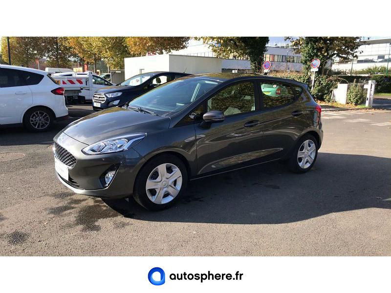 FORD FIESTA 1.0 ECOBOOST 95CH COOL & CONNECT 5P - Photo 1