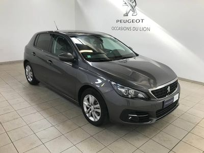 PEUGEOT 308 1.5 BLUEHDI 130CH S&S  ACTIVE BUSINESS EAT8 7CV - Miniature 3