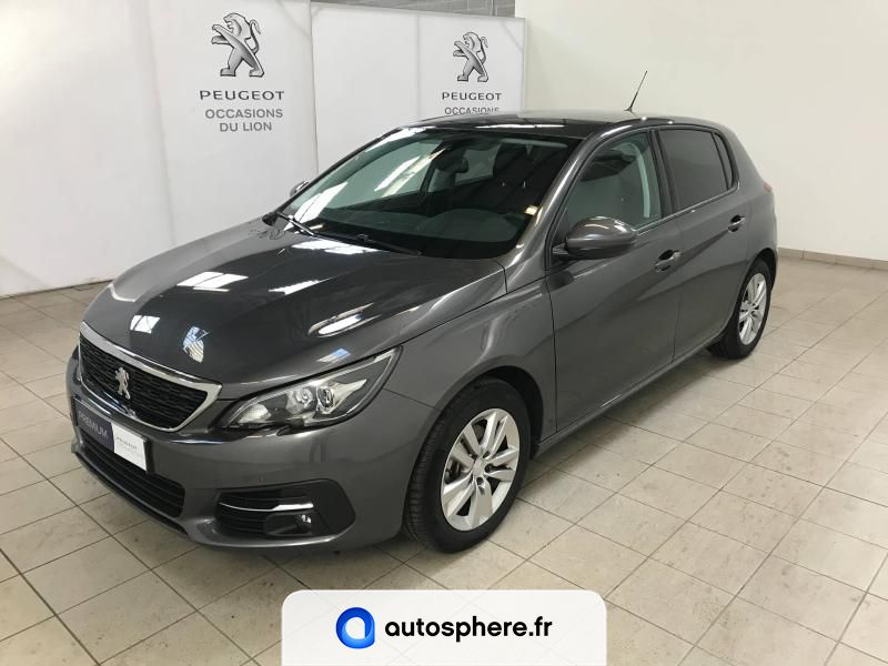 PEUGEOT 308 1.5 BLUEHDI 130CH S&S  ACTIVE BUSINESS EAT8 7CV - Photo 1
