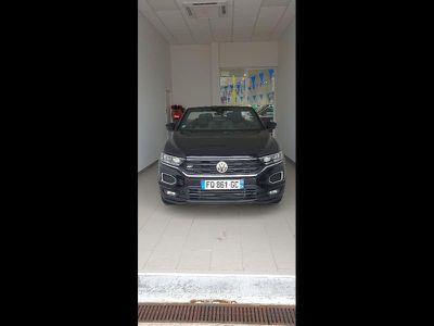 Volkswagen T-roc Cabriolet 1.5 TSI EVO 150ch R-Line DSG7 occasion