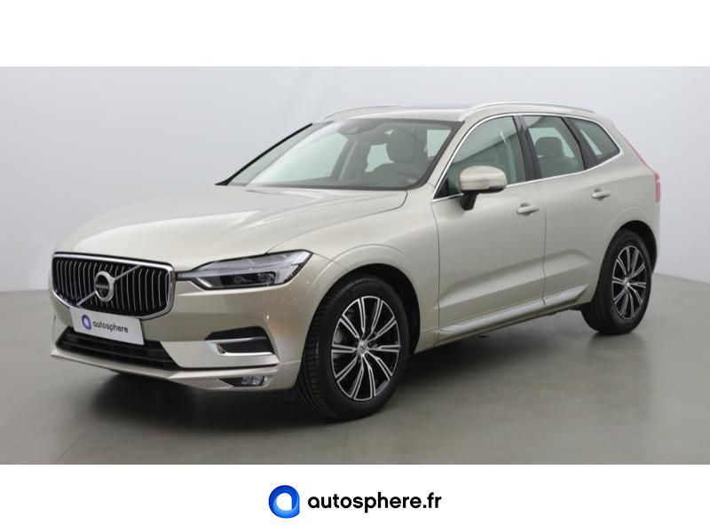 VOLVO XC60 D4 ADBLUE 190CH INSCRIPTION LUXE GEARTRONIC - Photo 1