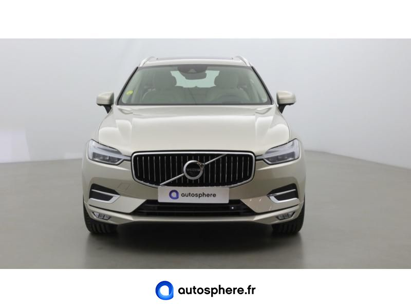 VOLVO XC60 D4 ADBLUE 190CH INSCRIPTION LUXE GEARTRONIC - Miniature 2