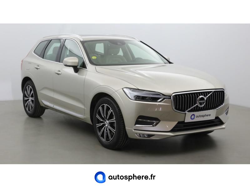 VOLVO XC60 D4 ADBLUE 190CH INSCRIPTION LUXE GEARTRONIC - Miniature 3