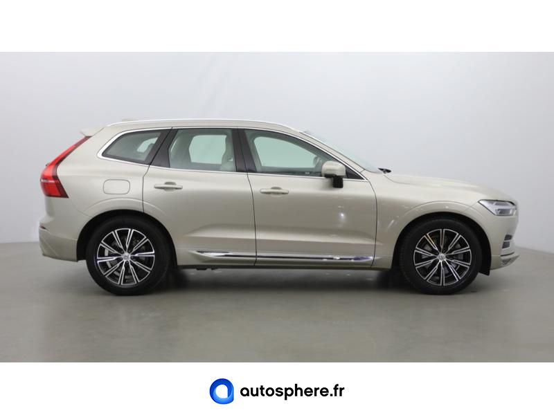 VOLVO XC60 D4 ADBLUE 190CH INSCRIPTION LUXE GEARTRONIC - Miniature 4