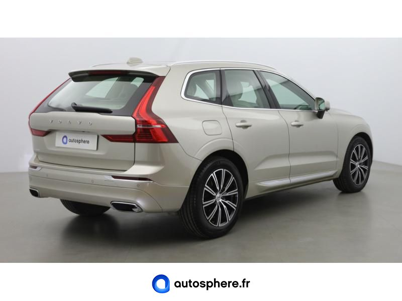 VOLVO XC60 D4 ADBLUE 190CH INSCRIPTION LUXE GEARTRONIC - Miniature 5