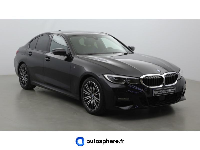 BMW SERIE 3 320DA 190CH M SPORT - Miniature 3