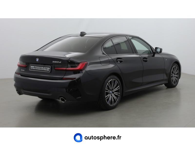 BMW SERIE 3 320DA 190CH M SPORT - Miniature 5