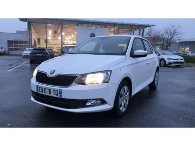 Skoda Fabia 1.4 TDI90 FAP Business Plus Greentec occasion