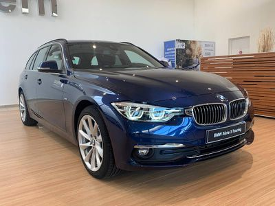 Bmw Serie 3 Touring 320dA 190ch Luxury Ultimate Euro6d-T occasion