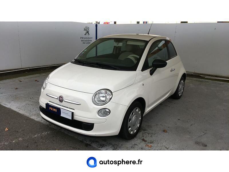 FIAT 500 1.2 8V 69CH POP - Photo 1