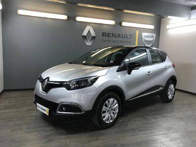 Renault Captur 0.9 TCe 90ch Stop&Start energy Zen Euro6 114g 2016 occasion