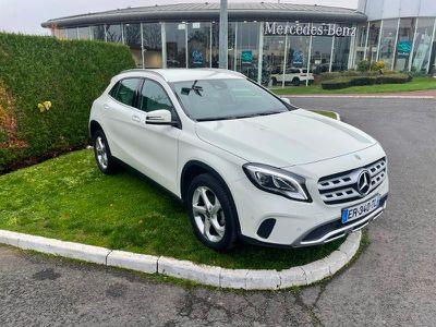 Mercedes Gla 180 d Sensation occasion