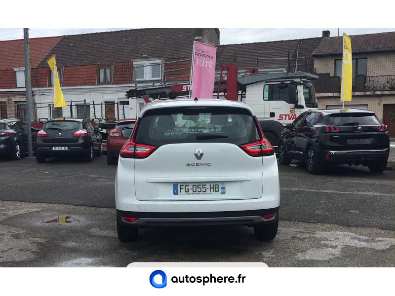 RENAULT GRAND SCENIC 1.7 BLUE DCI 120CH LIFE - Miniature 4