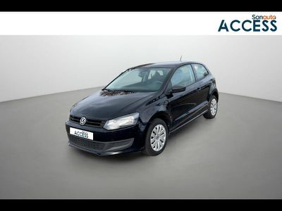 Volkswagen Polo 1.6 TDI 90ch BlueMotion Technology FAP Trendline 3p occasion