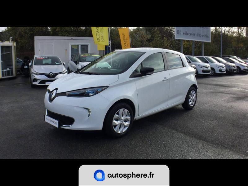 RENAULT ZOE INTENS CHARGE RAPIDE - Photo 1