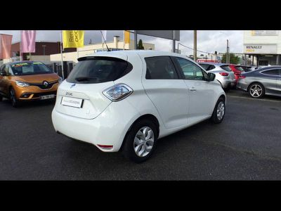 RENAULT ZOE INTENS CHARGE RAPIDE - Miniature 2