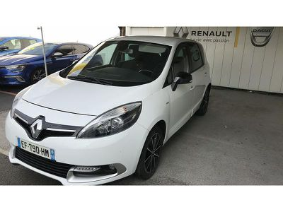 Leasing Renault Scenic 1.5 Dci 110ch Energy Limited Euro6 2015