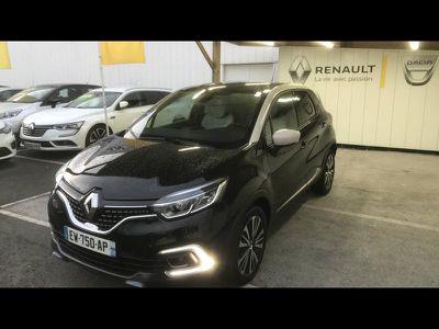 Renault Captur 1.2 TCe 120ch energy Initiale Paris EDC occasion