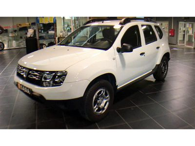 Leasing Dacia Duster 1.5 Dci 110ch Silver Line 2017 4x2