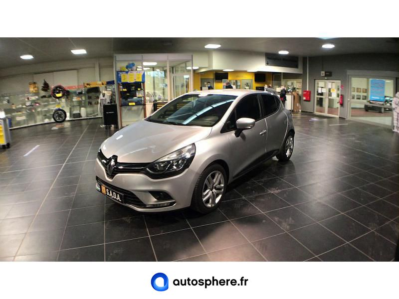 RENAULT CLIO 1.5 DCI 75CH ENERGY BUSINESS 5P - Photo 1