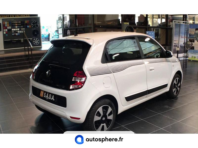RENAULT TWINGO 0.9 TCE 90CH ENERGY LIMITED EURO6C - Miniature 2