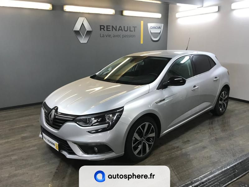 RENAULT MEGANE 1.2 TCE 100CH ENERGY LIMITED - Photo 1