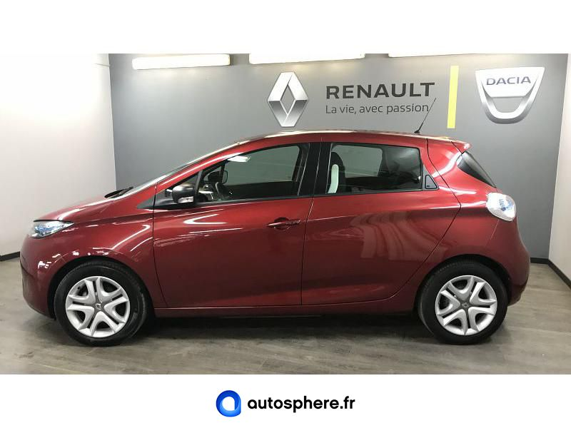 RENAULT ZOE BUSINESS CHARGE NORMALE R90 MY19 - Miniature 3