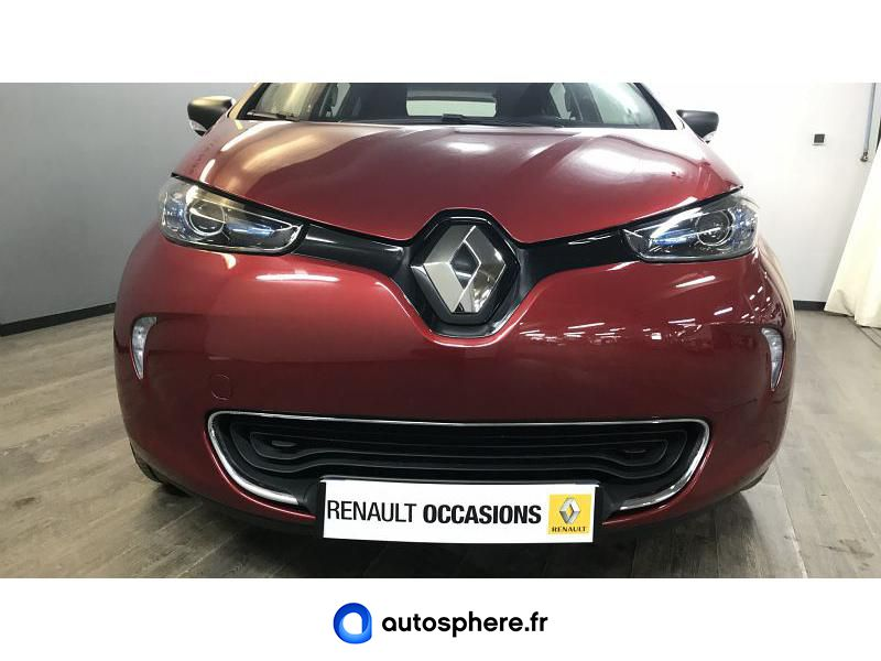 RENAULT ZOE BUSINESS CHARGE NORMALE R90 MY19 - Miniature 5