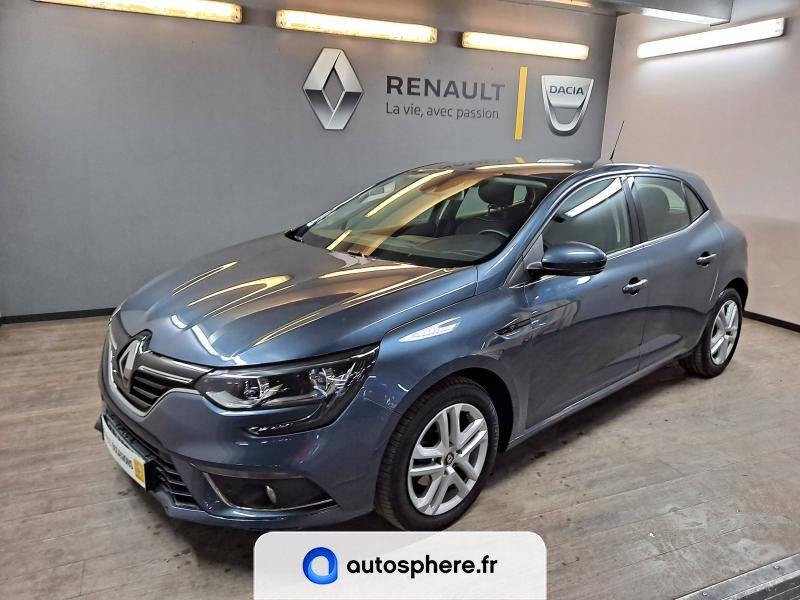 RENAULT MEGANE 1.5 DCI 110CH ENERGY BUSINESS - Photo 1