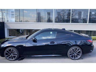 BMW SERIE 4 COUPE 420DA XDRIVE 190CH M SPORT - Miniature 3