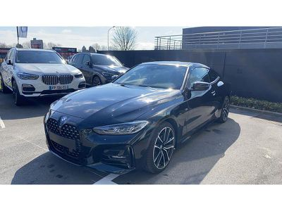 BMW SERIE 4 COUPE 420DA XDRIVE 190CH M SPORT - Miniature 1