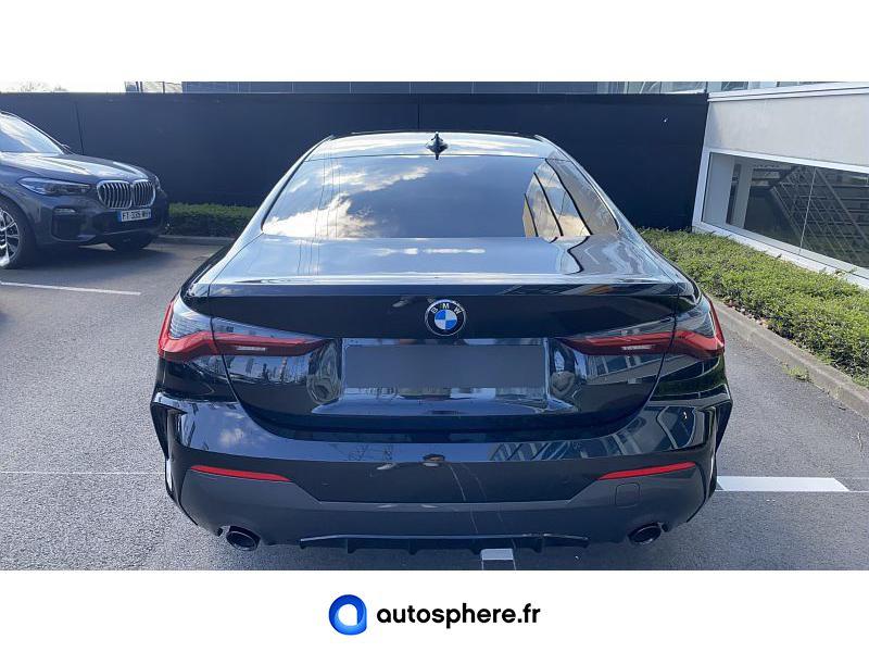 BMW SERIE 4 COUPE 420DA XDRIVE 190CH M SPORT - Miniature 4