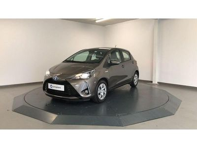 Toyota Yaris 1.5 H ECVT BUSINESS  5p occasion