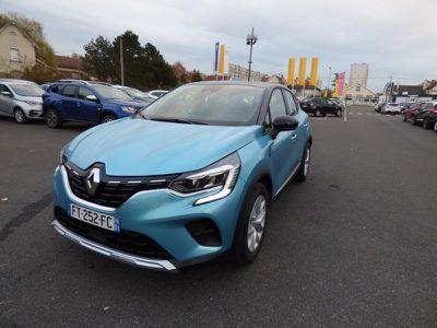 Renault Captur 1.0 TCe 100ch Zen - 20 occasion